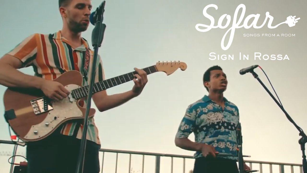 Sign In Rossa - Noises | Sofar Munich
